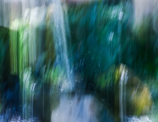 "04 - ""Pond Waterfall"" © 2014 Ginger Smith (USA)"