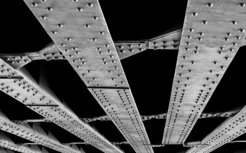 "32 - ""Convergence"" © 2014 by Al Ruhl (USA)"