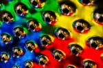 """49 - """"Couleurs éclatées (Exploded colours)"""" © 2014 by Gaston Bessette (Canada)"""